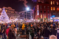 New Years Eve Downtown Bangor 2013
